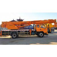 国五唐骏12吨汽车吊车新款12吨吊车价格济宁吊车厂家