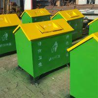 献县鑫建批发户外垃圾桶 环卫分类垃圾桶 无机玻璃钢垃圾桶 厂家批发