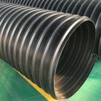 HDPE钢带增强螺旋波纹管河北恒悦货真价实