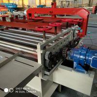 定制不同规格金属板材校平机河北兴益机械