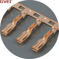 金谷厂家供应接线端子 线束金属端子 汽车接插件 连绕端子 新能源连接器