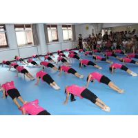 供应LG塑胶地板济南幼儿园塑胶地板价格便宜