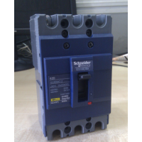 施耐德塑壳断路器EZD160M4100ELN原装正品