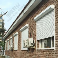 湘联建筑遮阳卷帘窗遮阳隔热 安全防护