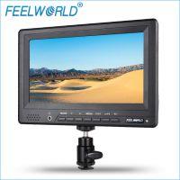 富威德FW678-HD/O 适佳能5D2单反相机摄影 HDMI高清输出 摄像机监视器 官网直销