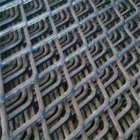 钢板网载重 厂房外围防护网尺寸 菱型