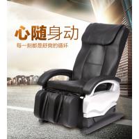 按摩椅揉捏指压推拿 红外温热理疗促进血液循环缓解腿部压力厂家货源
