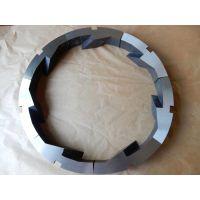 专业生产圆弧拼接刀片 圆弧刀片 异形刀片