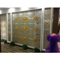 厂家直销拼镜背景墙、镜砖艺术玻璃、玄关KTV 背景墙
