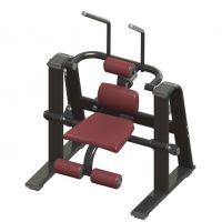商用力量器材腹部训练器健身器材生产工厂直销 健身房设备