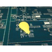 电子元件固定黄胶 德泰DT-8503 高强度 硬度