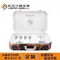推荐高端品牌LOGO东莞化妆盒定制厂商化妆品套盒 收纳盒 展示盒