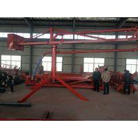 广东汕尾12米15米18米手动框架式混凝土布料机厂家报价欢迎选购