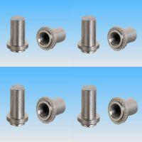 供应通孔全牙压铆螺柱SOO-3.5M3-5