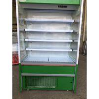 雅绅宝便利店鲜奶冷柜供货商 HG-20P敞开式鲜奶风幕柜一体机