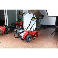 斯诺厂家大量出售7.5马力后旋汽油微机 多功能田园管理机 大型翻地犁地耕地机 农用土壤耕整机