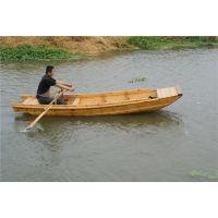 安徽巢湖小区定制保洁船小渔船木质手划船哪里有冯氏木船