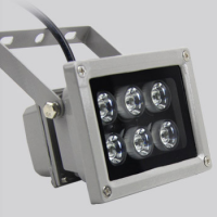 LED投光灯48W户外防水投射灯室外照明路灯led工地探照灯泛光灯具飞利浦
