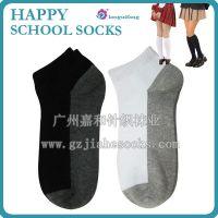 供应外貿出口歐洲經典學生襪,學生童襪,適合小學生及中學生穿著
