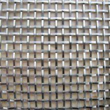 金属装饰网 豪华客厅幕墙网 电梯扁条网