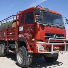 新款东风6X6六驱康明斯水利应急抢险救援运输车EQ2220AX