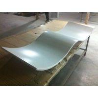 供应山东莱芜铝单板吊顶 工程铝单板幕墙造型 广告牌铝板定做