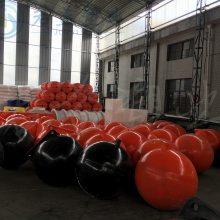 山东航标浮球 双耳直径1米浮球君益报价