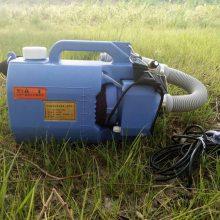 正品畅销饲养场消毒喷药机旭阳5L便携式超低雾化机电动防疫灭菌机