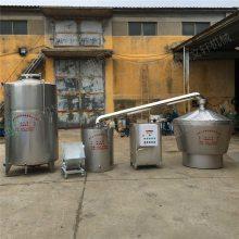 亚麻籽油不锈钢储存罐 邢台直销白酒设备粮食 加工不锈钢设备