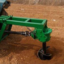 汽油挖坑机 手提挖坑机厂家 圣鲁机器