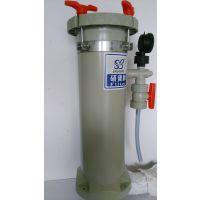 厂家定制 硕宝牌PP塑料袋式过滤器 耐酸碱水处理袋式过滤桶/器