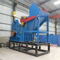 废旧金属破碎机系列 新型1000易拉罐 油漆桶破碎机生产线 高效环保