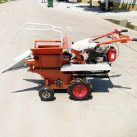 玉米收获机 小型玉米收割设备 曲阜澜海机械