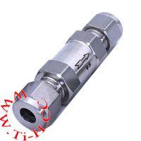 定制供应钛合金管件,弯管,45度斜三通,锻制管件系列,螺纹弯头三通/四通
