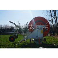 农田专用浇地喷水机JP75-300型防尘喷水机蔬菜大棚喷灌机志成畅销