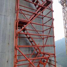 A安全爬梯厂家直销//黑龙江通达机械加工厂供应可拆装式爬梯