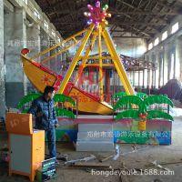 供应宏徳-新型游乐设备 儿童海盗船-迷你海盗船
