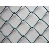 田径场包塑围 防护菱形网 矿用锚网 包胶勾花网