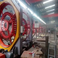 山东晟闻机械 全自动数控钢筋卷笼机 数控钢筋笼滚焊机 可定尺寸