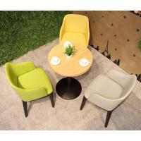倍斯特定制简约现代风中餐实木餐椅小清新奶茶咖啡格蕾丝椅