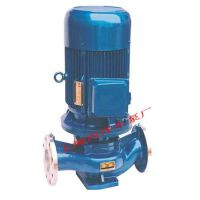 IHG立式热水型管道离心泵