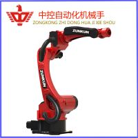 深圳六轴工业机器人 喷涂机械手 水平关节机器人 厂家供应