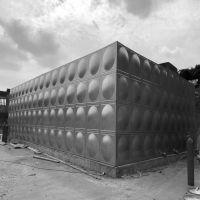 供应苏州304不锈钢保温水箱空压机热能回收水箱