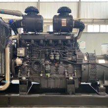 保定市上柴800KW柴油发电机组 房地产备用电源、潍柴发动机零部件