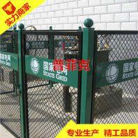 电力护栏网 变电器围栏网 外贸标准生产
