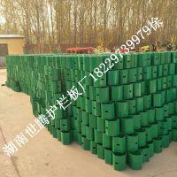 湖北乡村道路波形护栏生产厂家热镀锌喷塑双波防撞护栏板量大从优