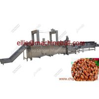 Peanut Frying Machine|Peanut Production Line