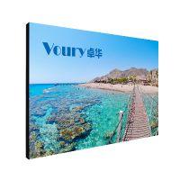 青岛小间距LED显示屏优选卓华Voury品牌十年专注生产与研发