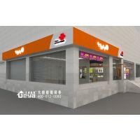 南京专业定制手机电脑柜台移动联通营业厅烤漆柜厂家