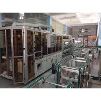 山东全自动太阳能电池组件封装线|100MW屋顶太阳能板生产设备